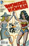 Wonder Woman Vol 4 #19 Incentive MAD Magazine Variant Cover
