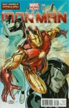 Iron Man Vol 5 #8 Incentive Many Armors Of Iron Man Variant Cover