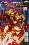 Thunderbolts Vol 2 #8 Incentive Many Armors Of Iron Man Variant Cover