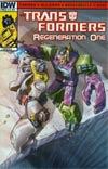 Transformers Regeneration One #90 Regular Cover A Andrew Wildman