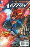 Action Comics Vol 2 #22 Cover A Regular Tyler Kirkham Cover