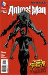 Animal Man Vol 2 #22