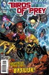 Birds Of Prey Vol 3 #22