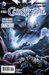 Constantine #5 (Trinity War Tie-In)