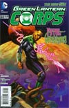 Green Lantern Corps Vol 3 #22 Cover A Regular JG Jones Cover