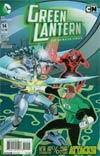 Green Lantern The Animated Series #14