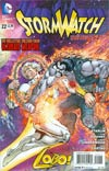 Stormwatch Vol 3 #22