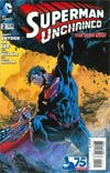Superman Unchained #2 Cover A Regular Jim Lee Cover