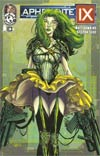 Aphrodite IX Vol 2 #3 Cover B David Finch