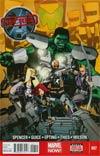 Secret Avengers Vol 2 #7