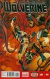 Wolverine Vol 5 #6