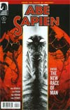 Abe Sapien #4 New Race Of Man Part 1 Cover A Regular Max Fiumara Cover