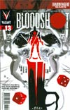 Bloodshot Vol 3 #13 Cover A Regular Dave Bullock Cover (Harbinger Wars Tie-In)