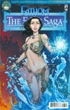 Fathom Elite Saga #3 Cover B Talent Caldwell