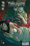 Grimm Fairy Tales Presents Demons The Unseen #2 Cover B Giuseppe Cafaro (Unleashed Tie-In)
