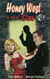 Honey West & T.H.E. Cat #2 Cover A Regular Valarie Jones Cover