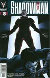 Shadowman Vol 4 #8 Cover A Regular Patrick Zircher Cover