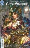 Victorian Secret Girls Of Steampunk 2013 Summer Catalog One Shot