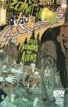 Colonized #4 Cover A Regular Dave Sim Cover