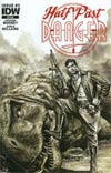 Half Past Danger #3 Cover B Variant Lee Bermejo Subscription Cover