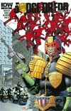 Judge Dredd Classics #1 Cover A Regular Jim Fern Cover
