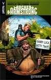 Archer & Armstrong Vol 2 Wrath Of The Eternal Warrior TP