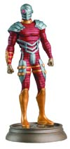 DC Superhero Chess Figure Collector Magazine #39 Deadshot Black Pawn