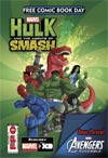 FCBD 2013 Avengers Assemble Hulk And The Agents Of S.M.A.S.H. #1