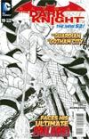 Batman The Dark Knight Vol 2 #19 Incentive Ethan Van Sciver Sketch Cover