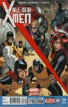 All-New X-Men #8 2nd Ptg Stuart Immonen Variant Cover