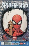 Superior Spider-Man #5 2nd Ptg Giuseppe Camuncoli Variant Cover