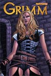 Grimm #1 High-End Jose Malaga Close-Up Ultra-Limited Cover (ONLY 25 COPIES IN EXISTENCE!)