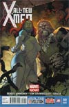 All-New X-Men #9 2nd Ptg Stuart Immonen Variant Cover
