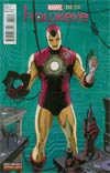 Hawkeye Vol 4 #10 Incentive Many Armors Of Iron Man Variant Cover