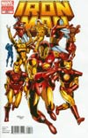 Iron Man #258.1 Incentive Bob Layton Variant Cover