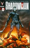 Shadowman Vol 4 #0 Incentive Lewis Larosa Wraparound Variant Cover
