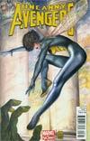 Uncanny Avengers #8 Incentive Milo Manara Wasp Variant Cover