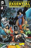 DC Entertainment Essentials And Chronology 2013 - FREE - Limit 1 Per Customer