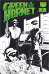 Mark Waids Green Hornet #2 Incentive Paolo Rivera Black & White Line Art Cover