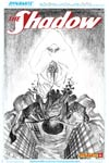 Shadow Vol 5 #13 Incentive Alex Ross Sketch Cover