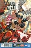 All-New X-Men #10 2nd Ptg Stuart Immonen Variant Cover