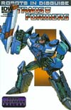 Transformers Robots In Disguise #17 Incentive Phil Jimenez Variant Cover