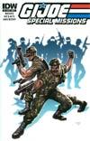 GI Joe Special Missions Vol 2 #3 Regular Cover A Sean Chen