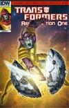 Transformers Regeneration One #91 Regular Cover A Andrew Wildman