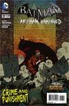 Batman Arkham Unhinged #17 Cover A Regular Chris Mitten Cover