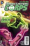 Green Lantern Corps Vol 3 #23 Cover A Regular Bernard Chang Cover