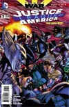 Justice League Of America Vol 3 #7 Cover A Regular Doug Mahnke Cover (Trinity War Part 4)