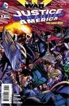 Justice League Of America Vol 3 #7 Cover A Regular Doug Mahnke Cover (Trinity War Part 4)