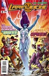 Larfleeze #3 Cover A Regular Howard Porter Cover