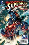 Superman Unchained #3 Cover A Regular Jim Lee Cover